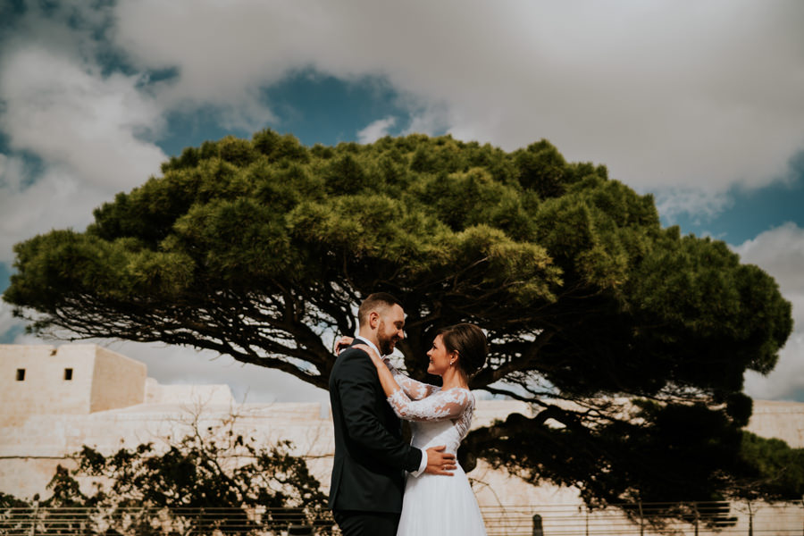 P&Ł - Sesja Ślubna na Malcie 12