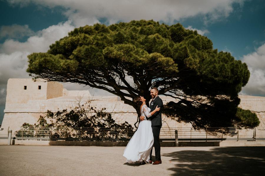 P&Ł - Sesja Ślubna na Malcie 13