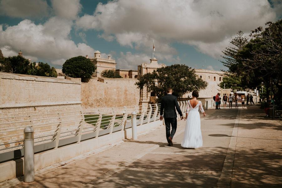 P&Ł - Sesja Ślubna na Malcie 17