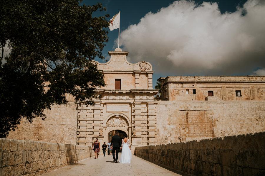 P&Ł - Sesja Ślubna na Malcie 19