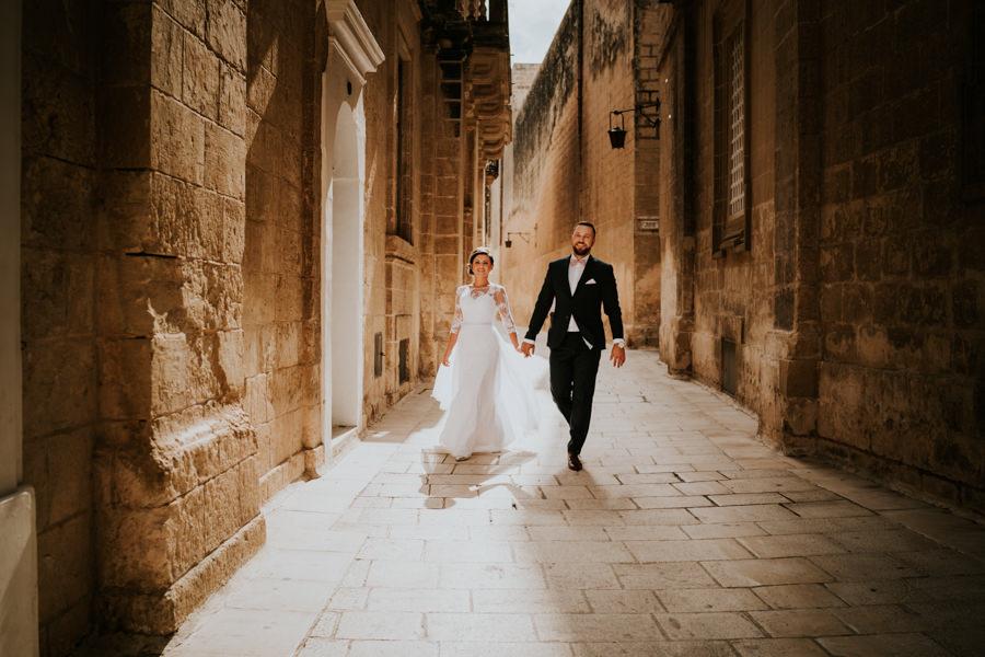 P&Ł - Sesja Ślubna na Malcie 23