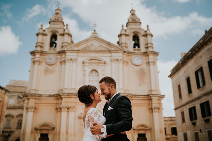 P&Ł - Sesja Ślubna na Malcie 24