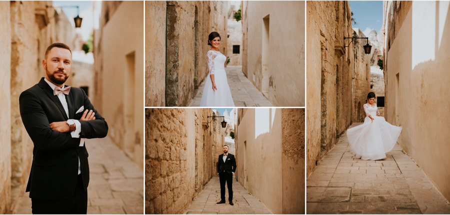 P&Ł - Sesja Ślubna na Malcie 25