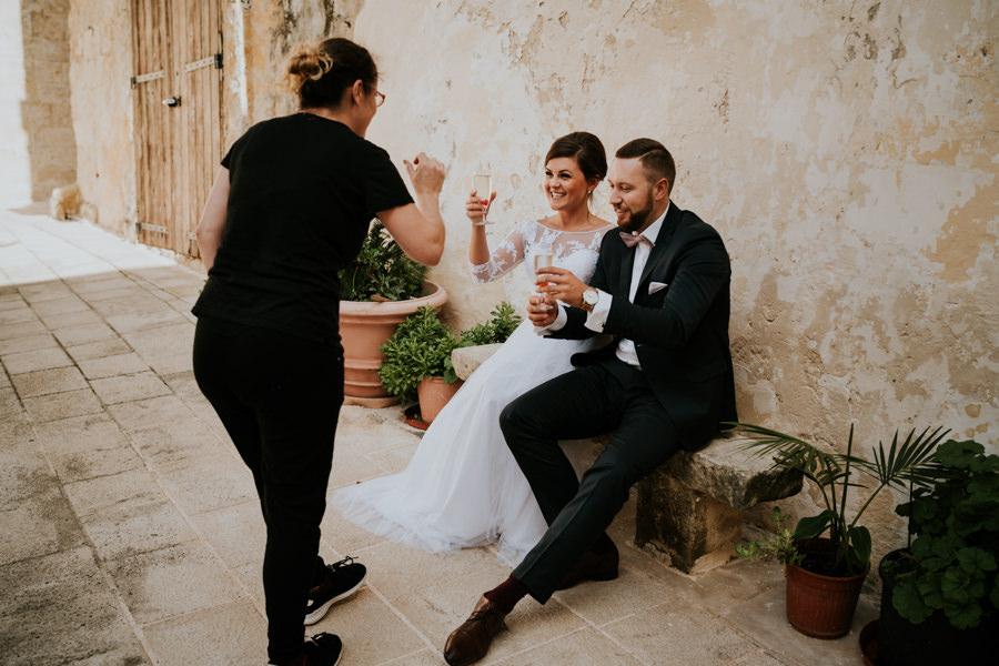 P&Ł - Sesja Ślubna na Malcie 30