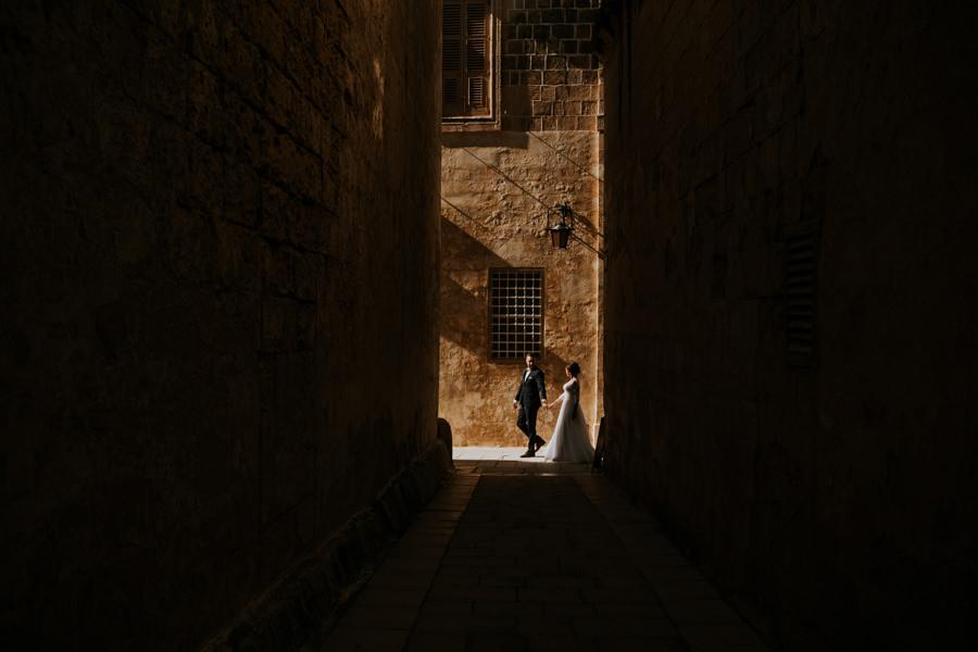 P&Ł - Sesja Ślubna na Malcie 35