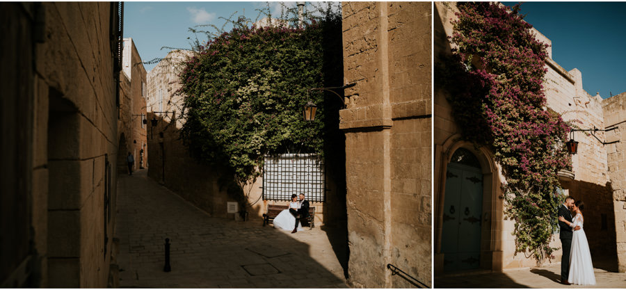 P&Ł - Sesja Ślubna na Malcie 36