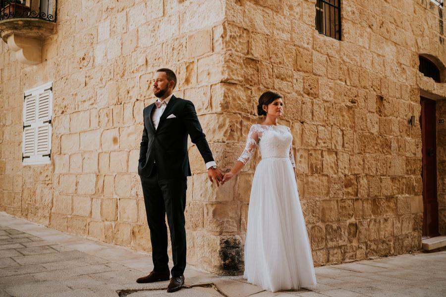 P&Ł - Sesja Ślubna na Malcie 38