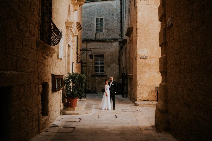 P&Ł - Sesja Ślubna na Malcie 39