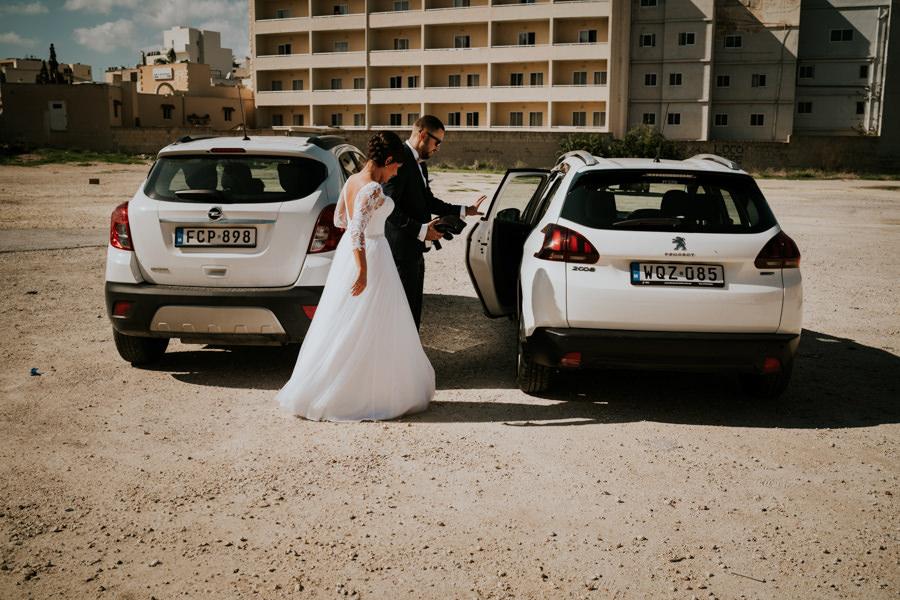 P&Ł - Sesja Ślubna na Malcie 5