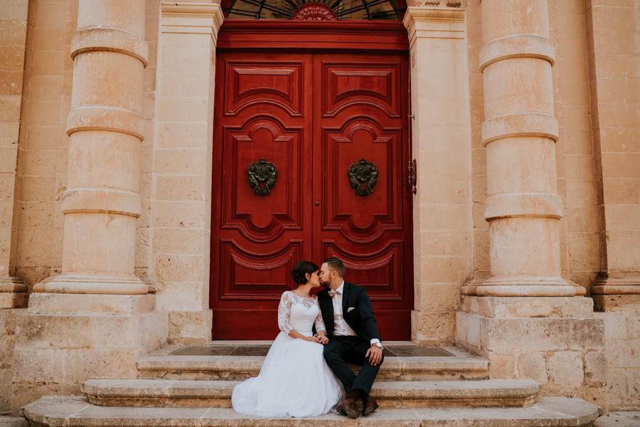 P&Ł - Sesja Ślubna na Malcie 42