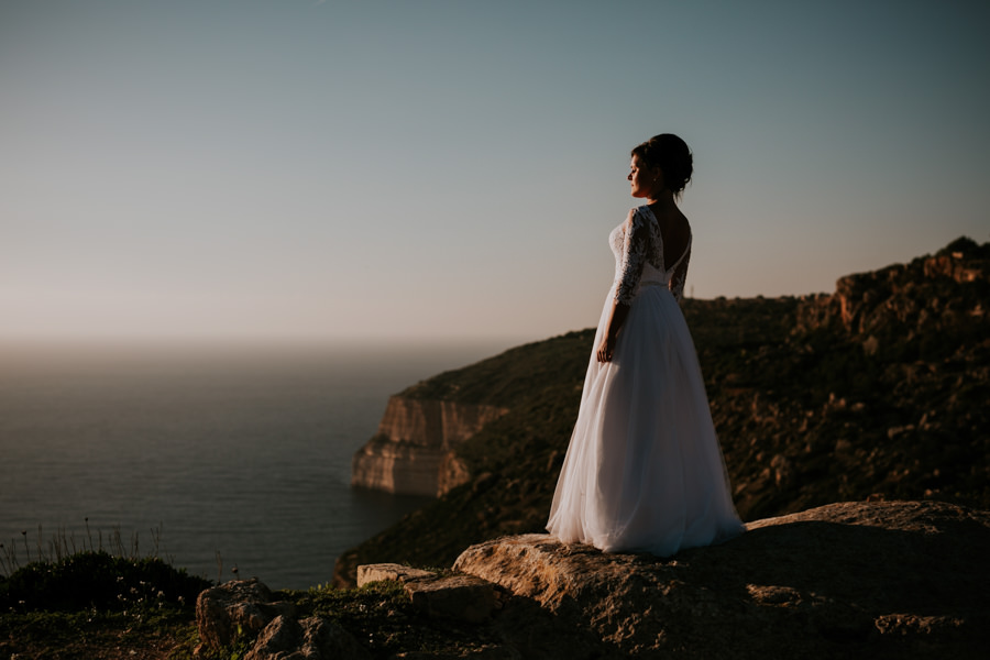 P&Ł - Sesja Ślubna na Malcie 52