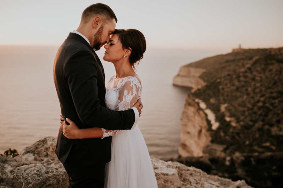 P&Ł - Sesja Ślubna na Malcie 57