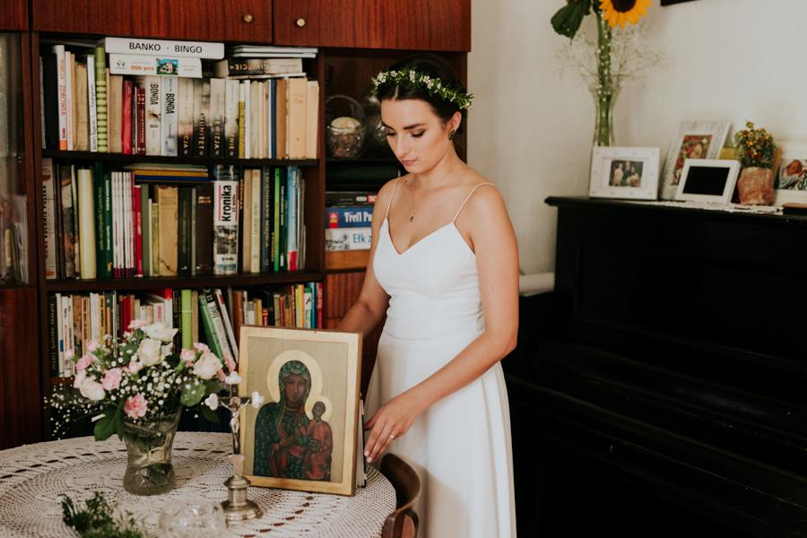 M&M - Rustykalne wesele i ślub w Folwarku Kamyk - Fotograf Częstochowa 9