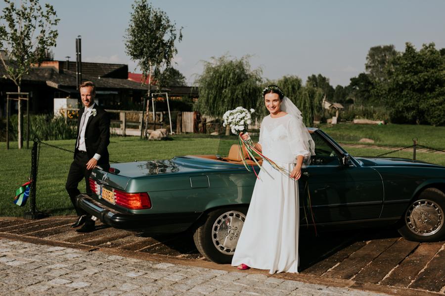 M&M - Rustykalne wesele i ślub w Folwarku Kamyk - Fotograf Częstochowa 99