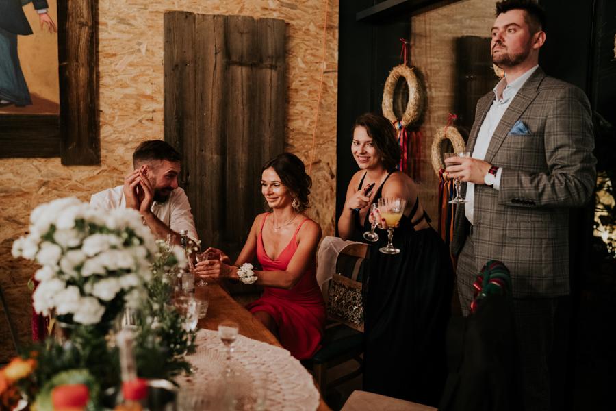 M&M - Rustykalne wesele i ślub w Folwarku Kamyk - Fotograf Częstochowa 128