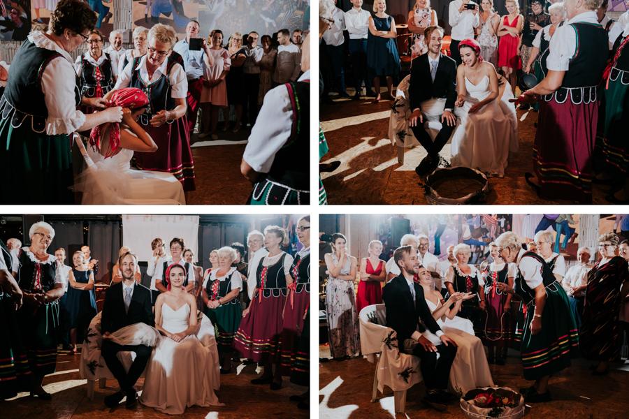 M&M - Rustykalne wesele i ślub w Folwarku Kamyk - Fotograf Częstochowa 149