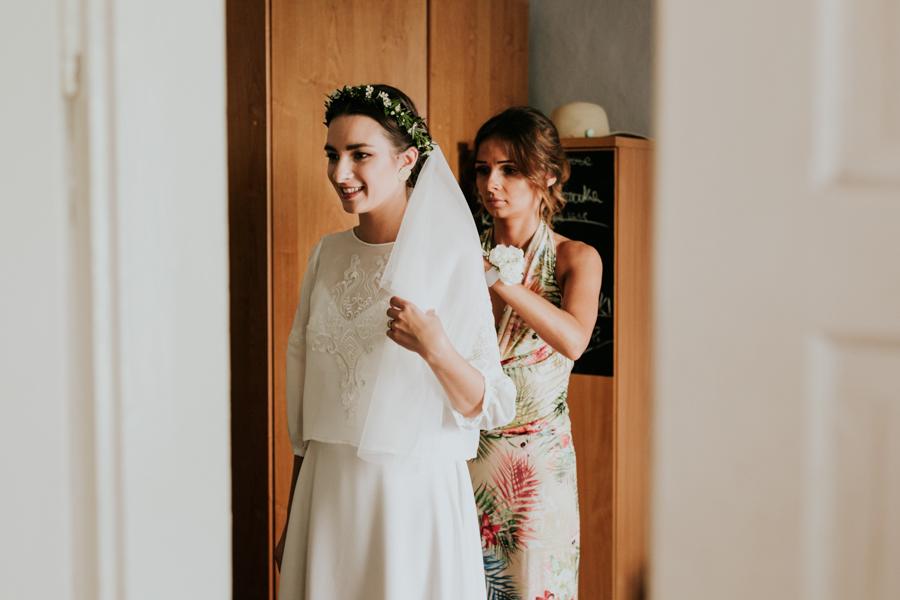 M&M - Rustykalne wesele i ślub w Folwarku Kamyk - Fotograf Częstochowa 16