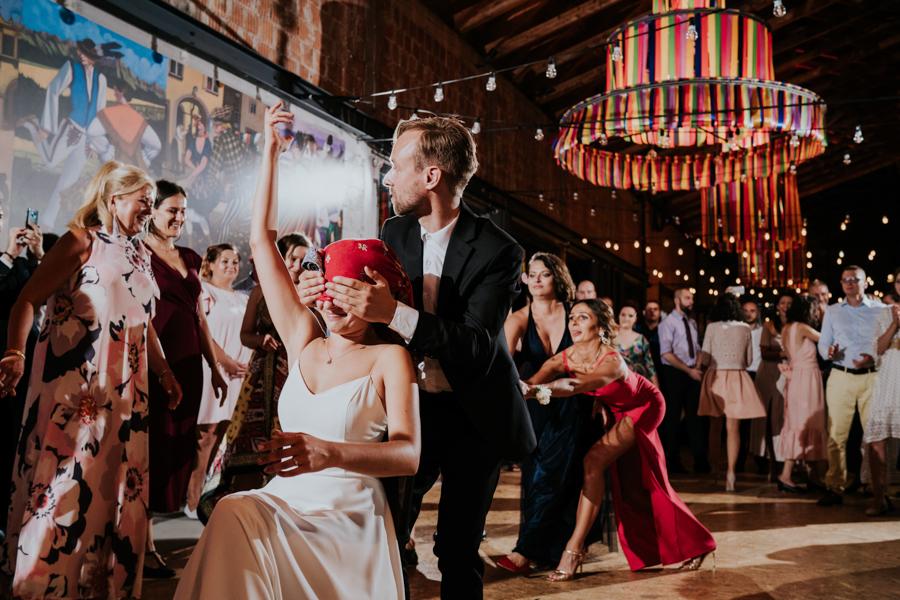 M&M - Rustykalne wesele i ślub w Folwarku Kamyk - Fotograf Częstochowa 162