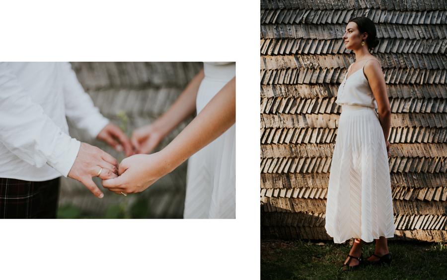 M&M - Rustykalne wesele i ślub w Folwarku Kamyk - Fotograf Częstochowa 201