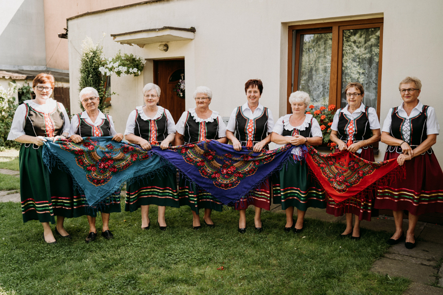 M&M - Rustykalne wesele i ślub w Folwarku Kamyk - Fotograf Częstochowa 24