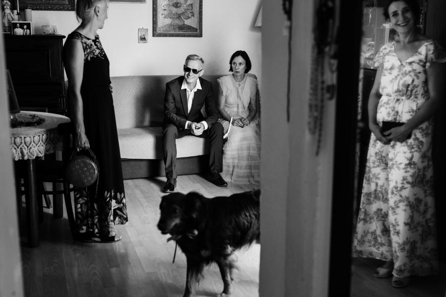 M&M - Rustykalne wesele i ślub w Folwarku Kamyk - Fotograf Częstochowa 40