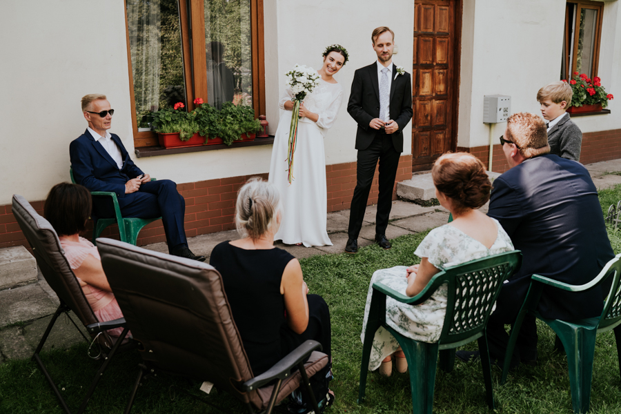 M&M - Rustykalne wesele i ślub w Folwarku Kamyk - Fotograf Częstochowa 44