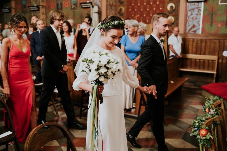 M&M - Rustykalne wesele i ślub w Folwarku Kamyk - Fotograf Częstochowa 58