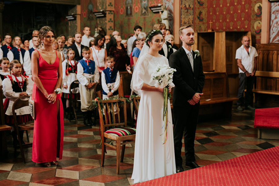 M&M - Rustykalne wesele i ślub w Folwarku Kamyk - Fotograf Częstochowa 59