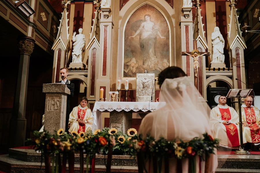 M&M - Rustykalne wesele i ślub w Folwarku Kamyk - Fotograf Częstochowa 61