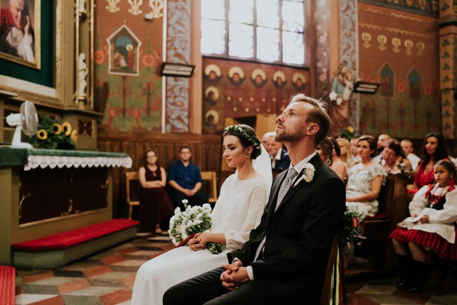 M&M - Rustykalne wesele i ślub w Folwarku Kamyk - Fotograf Częstochowa 62