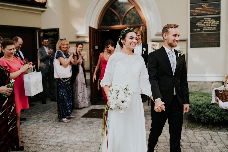 M&M - Rustykalne wesele i ślub w Folwarku Kamyk - Fotograf Częstochowa 88