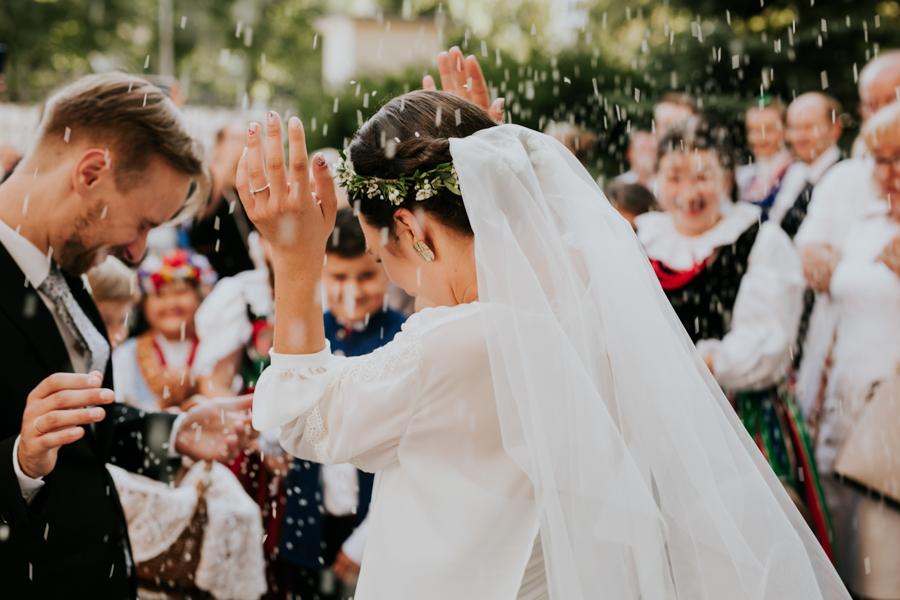 M&M - Rustykalne wesele i ślub w Folwarku Kamyk - Fotograf Częstochowa 93