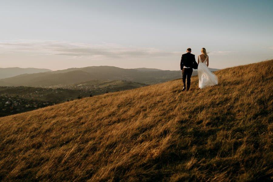 G&J - polsko-angielski ślub w Beskidach - Fotograf Ślubny Śląsk 182