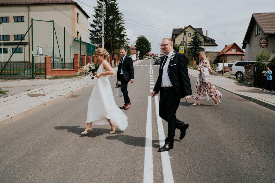G&J - polsko-angielski ślub w Beskidach - Fotograf Ślubny Śląsk 49