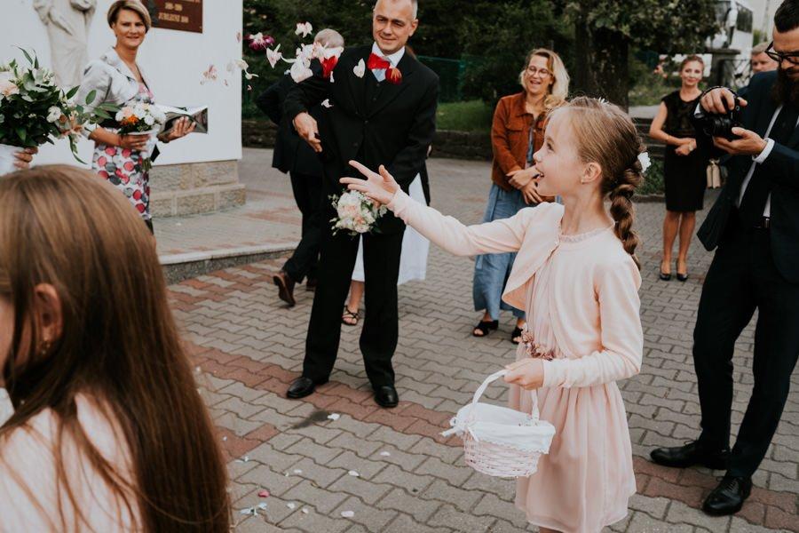 G&J - polsko-angielski ślub w Beskidach - Fotograf Ślubny Śląsk 80