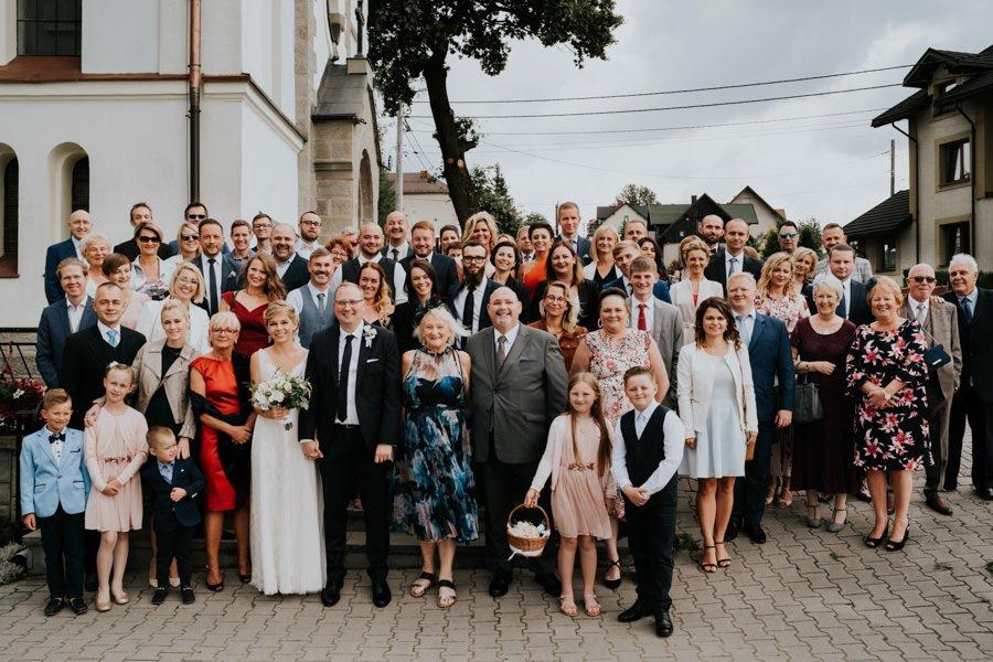 G&J - polsko-angielski ślub w Beskidach - Fotograf Ślubny Śląsk 86