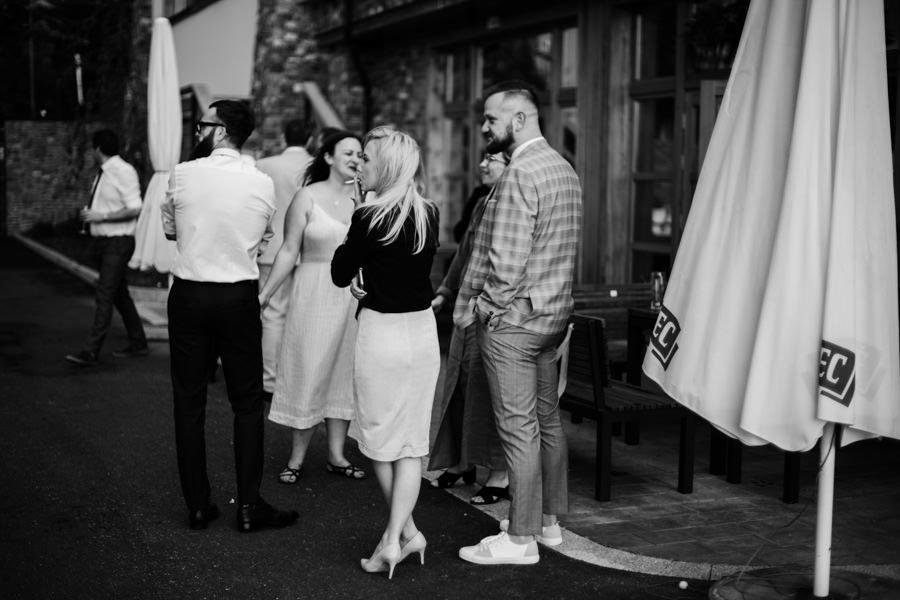 G&J - polsko-angielski ślub w Beskidach - Fotograf Ślubny Śląsk 97