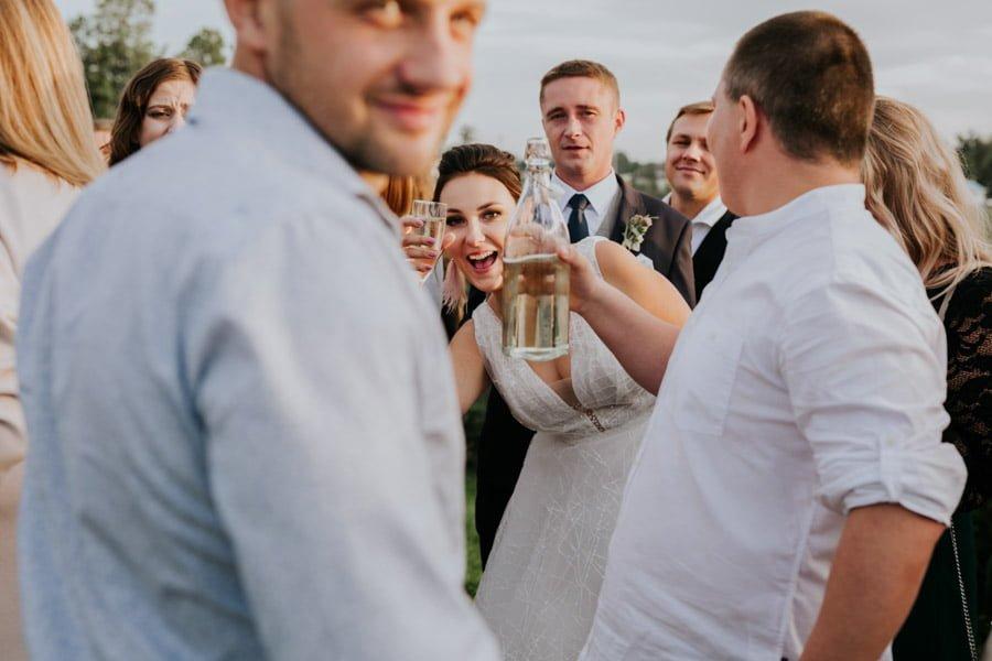 Najweselszy ślub roku - Fotografia Ślubna Częstochowa - Restauracja Kmicic 97