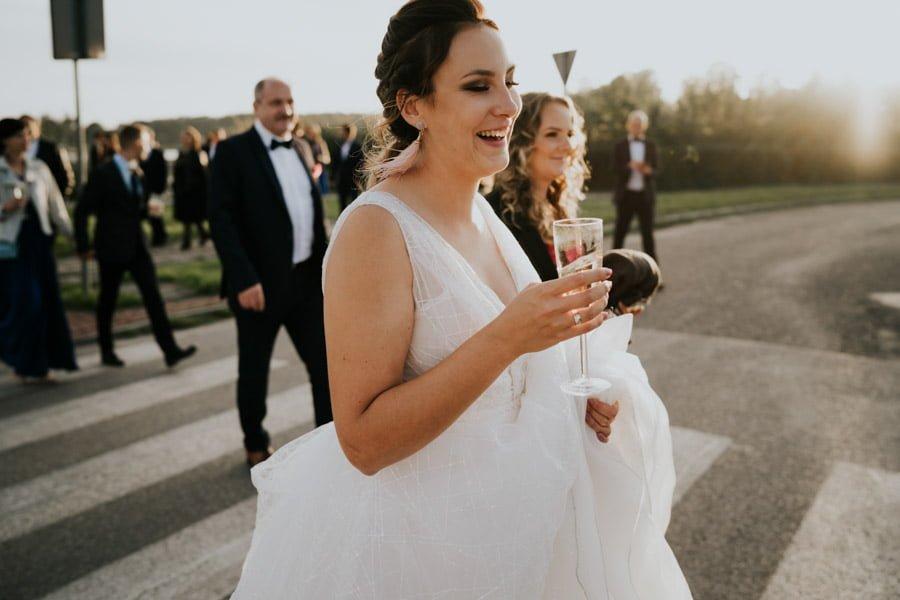 Najweselszy ślub roku - Fotografia Ślubna Częstochowa - Restauracja Kmicic 99