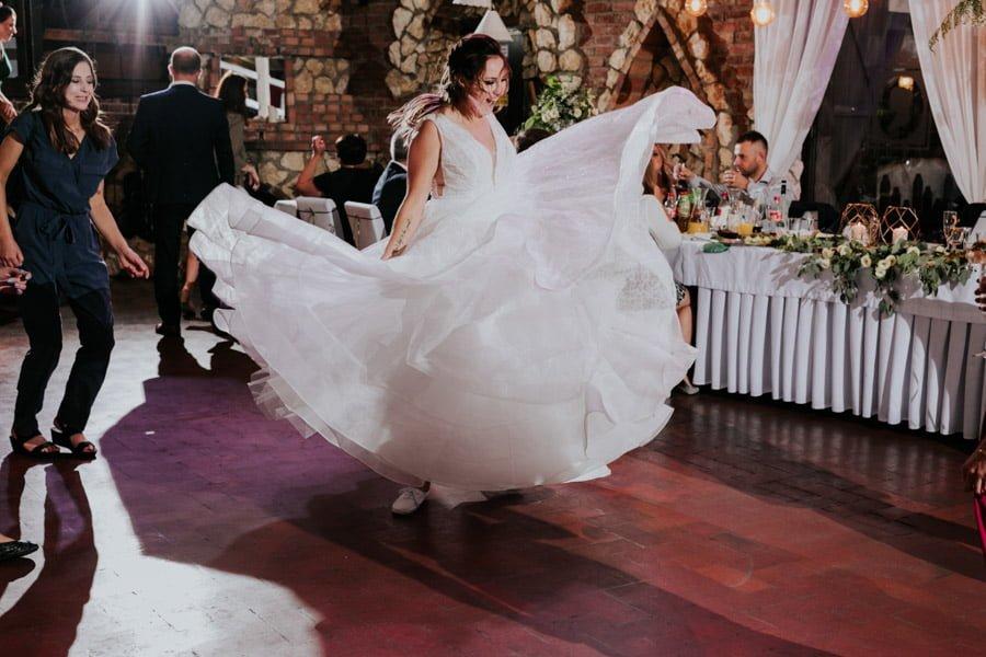 Najweselszy ślub roku - Fotografia Ślubna Częstochowa - Restauracja Kmicic 106
