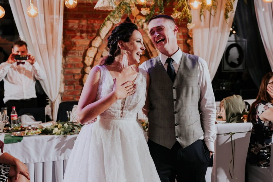 Najweselszy ślub roku - Fotografia Ślubna Częstochowa - Restauracja Kmicic 110