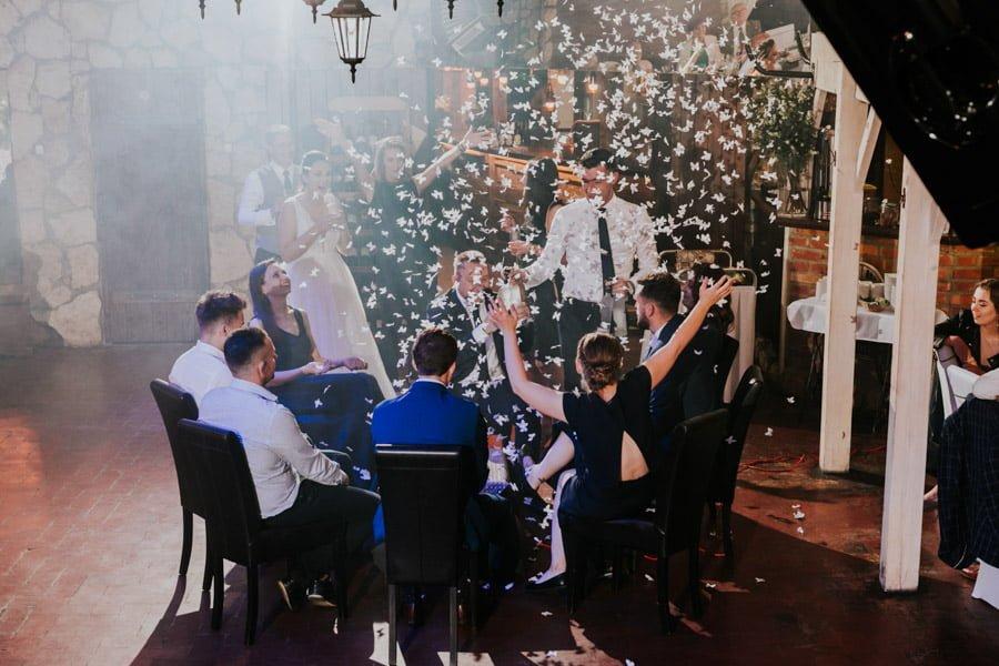 Najweselszy ślub roku - Fotografia Ślubna Częstochowa - Restauracja Kmicic 112