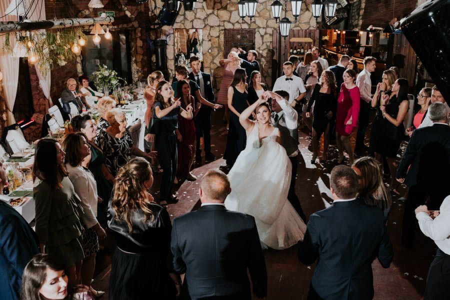 Najweselszy ślub roku - Fotografia Ślubna Częstochowa - Restauracja Kmicic 115