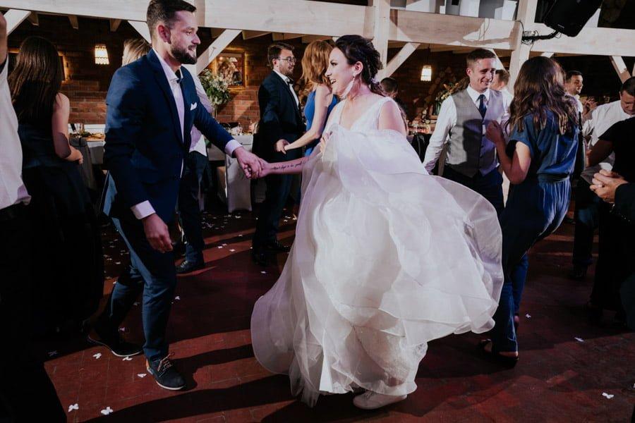 Najweselszy ślub roku - Fotografia Ślubna Częstochowa - Restauracja Kmicic 117