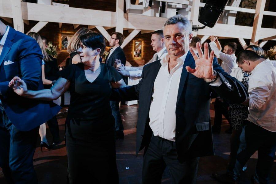Najweselszy ślub roku - Fotografia Ślubna Częstochowa - Restauracja Kmicic 118