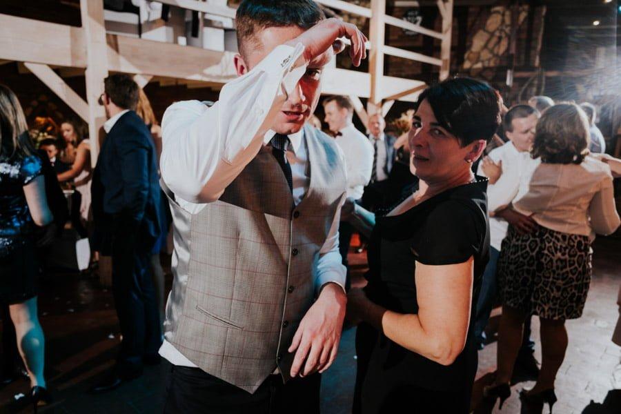 Najweselszy ślub roku - Fotografia Ślubna Częstochowa - Restauracja Kmicic 119