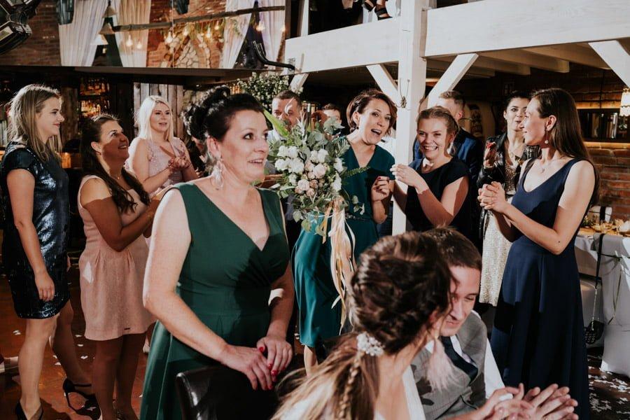 Najweselszy ślub roku - Fotografia Ślubna Częstochowa - Restauracja Kmicic 133