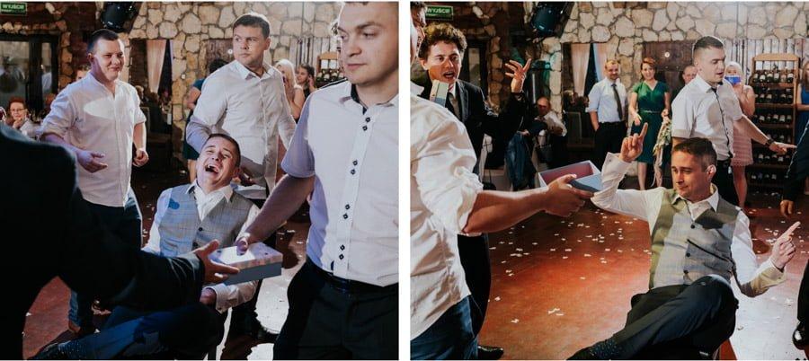 Najweselszy ślub roku - Fotografia Ślubna Częstochowa - Restauracja Kmicic 134