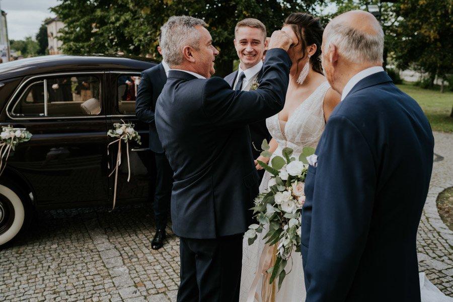Najweselszy ślub roku - Fotografia Ślubna Częstochowa - Restauracja Kmicic 37