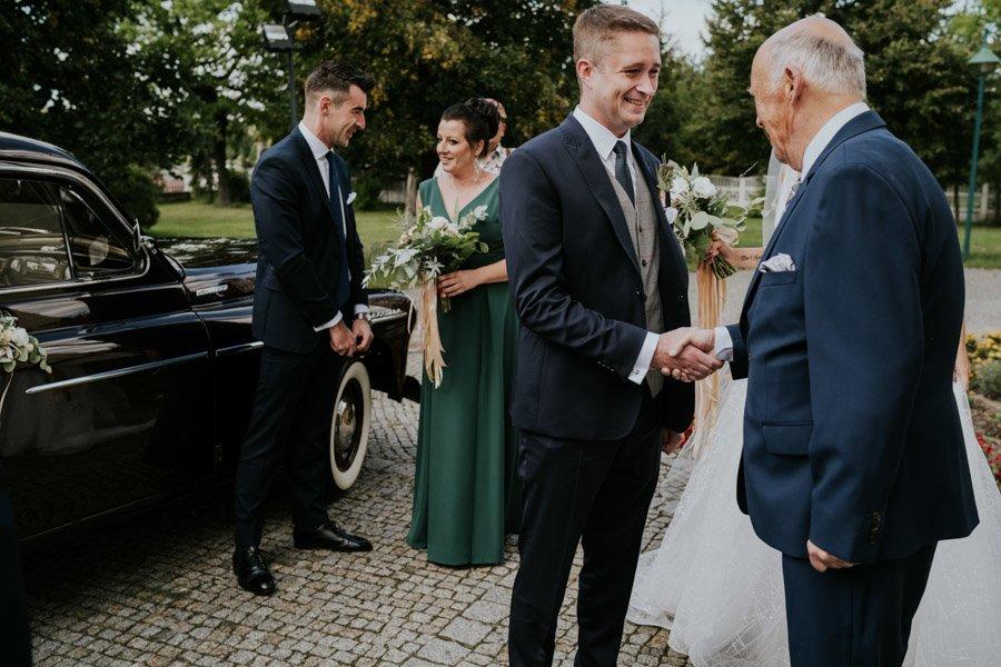 Najweselszy ślub roku - Fotografia Ślubna Częstochowa - Restauracja Kmicic 39